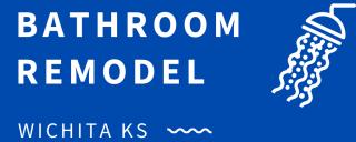 Bathroom Remodel Wichita Logo